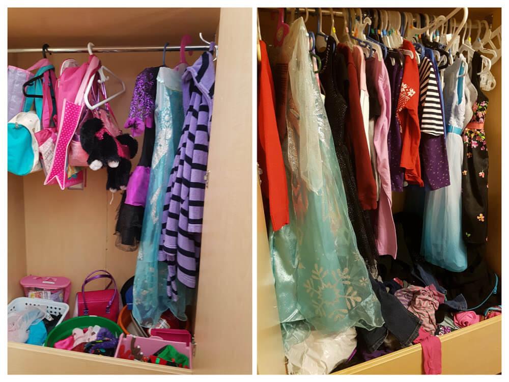 Costume Closet B & A