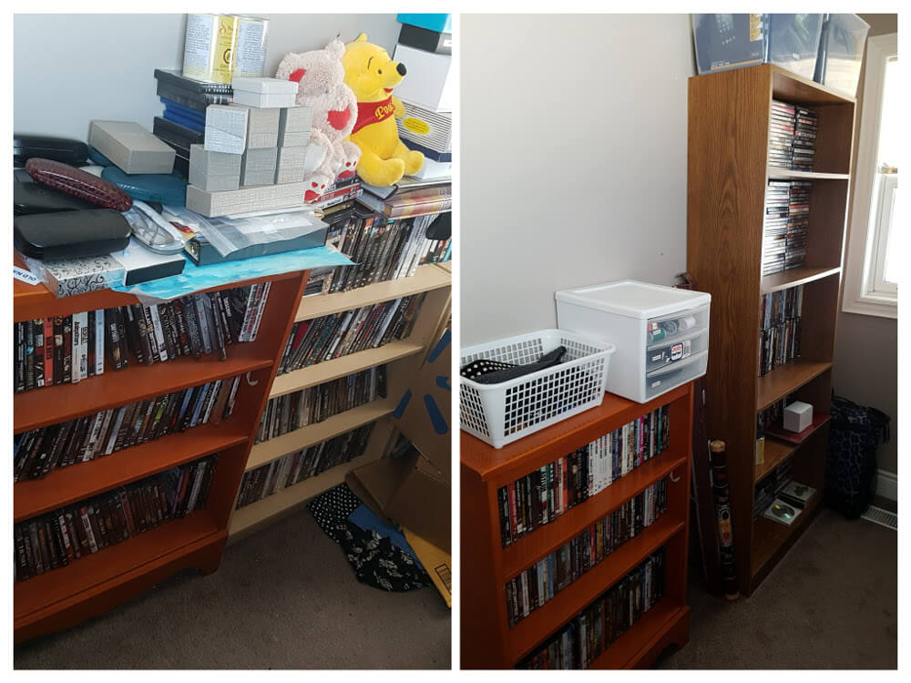 Storage Shelving B & A