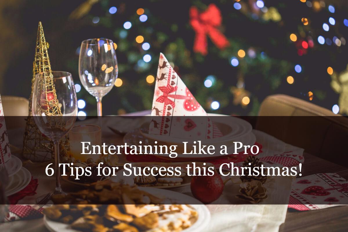 6 Christmas Tips