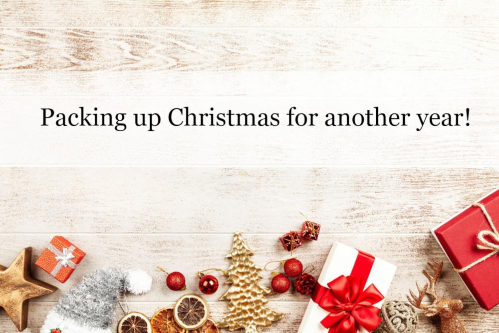packingchristmas