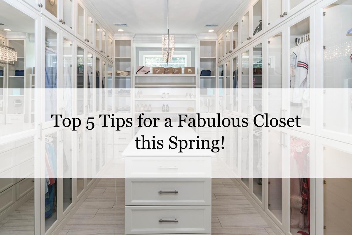 Fabulous Closet