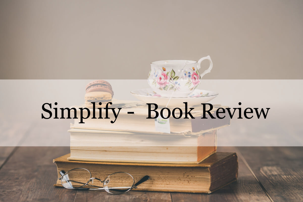 Simplify - A Book Review