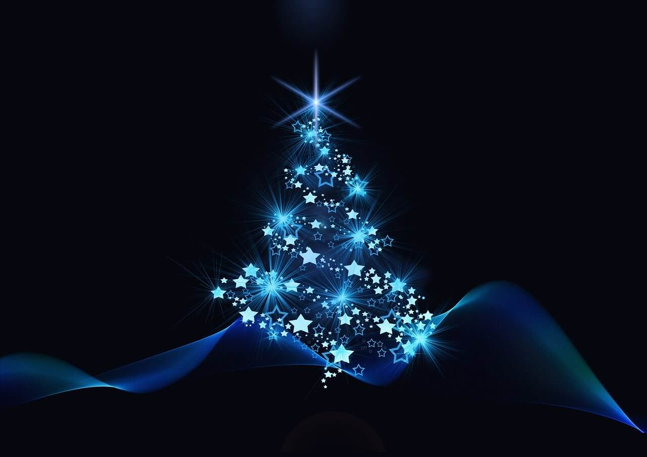 Blue Christmas For You