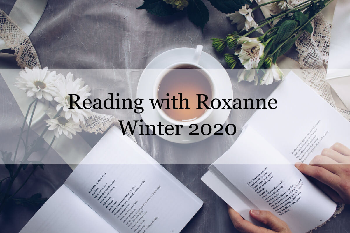 Reading with Roxanne